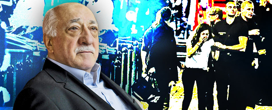 Fethullah Gülen's message of condemnation and condolence about the Paris attacks