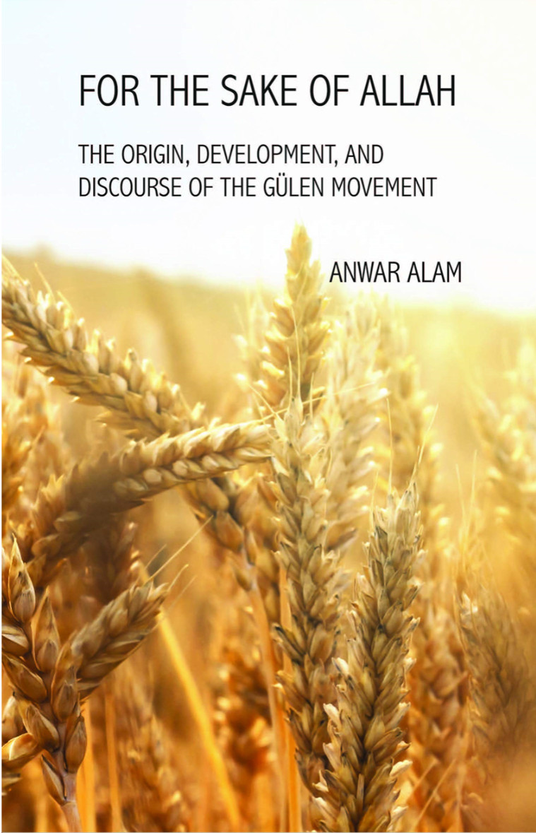 Anwar Alam's Book on the Gulen Movement is Available for Pre-Order