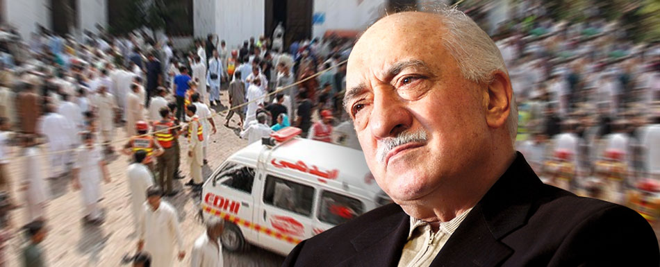 Fethullah Gülen deplores recent attacks on Christians in Pakistan