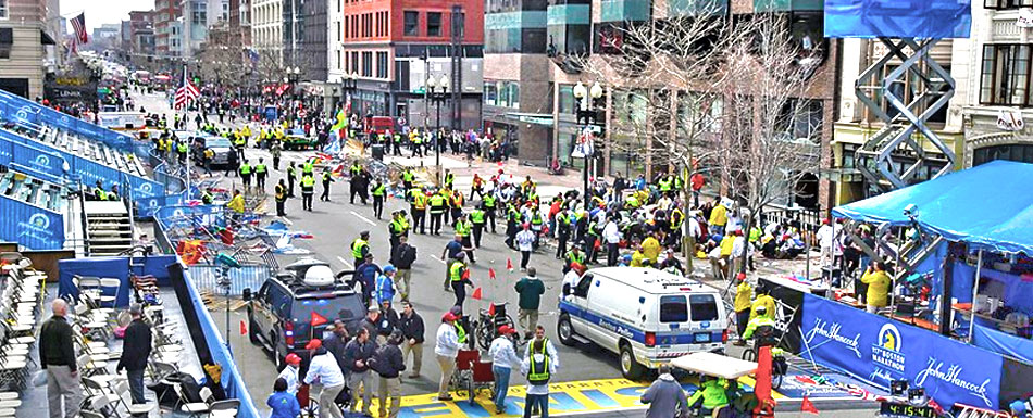 Fethullah Gülen's condolence message for the victims in Boston marathon attack