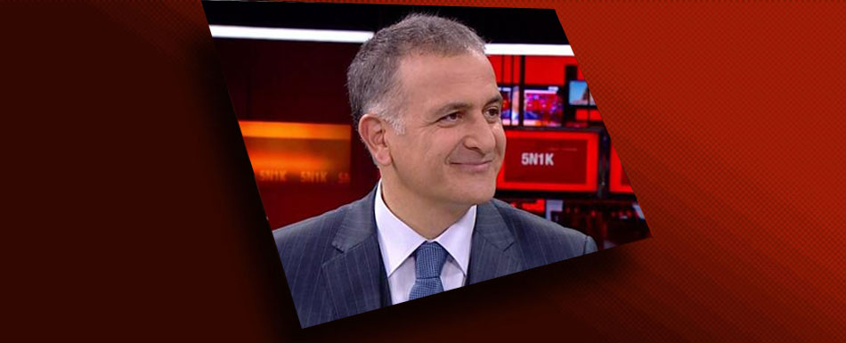 Interview with Ekrem Dumanlı