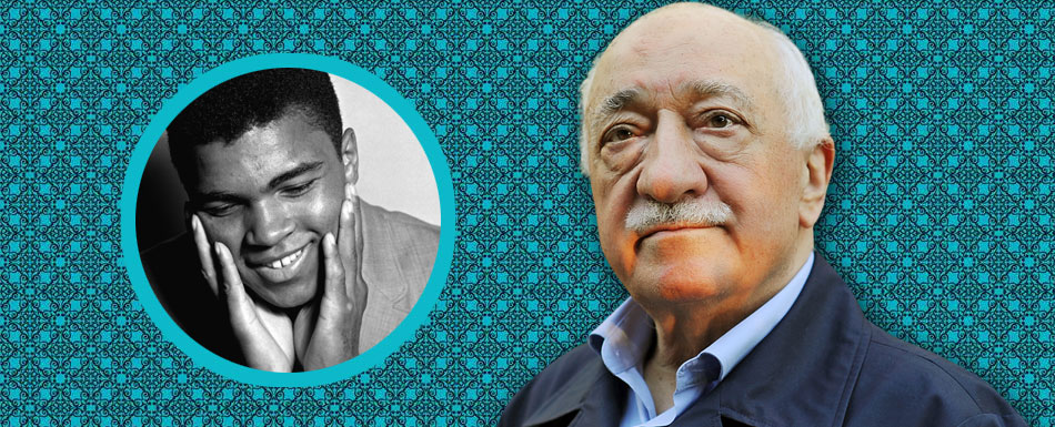 Fethullah Gülen's message of condolence for Muhammad Ali