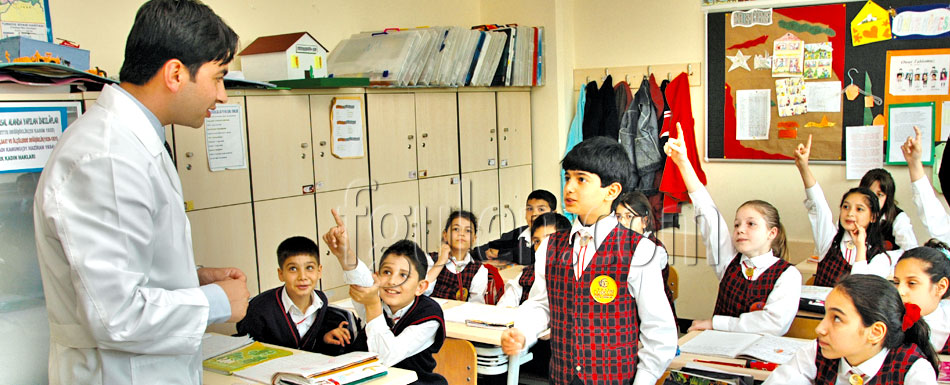Fethullah Gülen: Educational services are spreading throughout the world